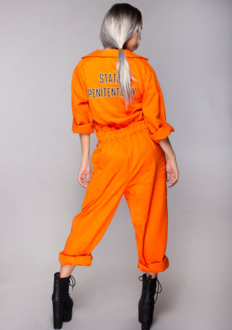 Party In Prison Women's Jumpsuit