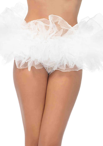 Pure As White Darling Tutu