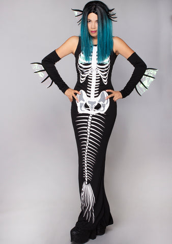 Skeleton Siren 3PC Set