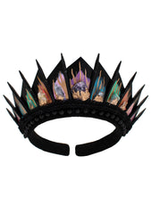 Loschy Black Blade Rainbow Crown