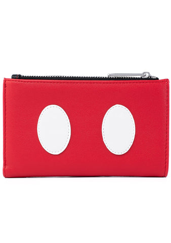 X Disney Mickey Mouse Oh Boy Cosplay Flap Wallet