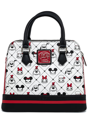 X Disney POP! Sensational 6 AOP Crossbody Bag