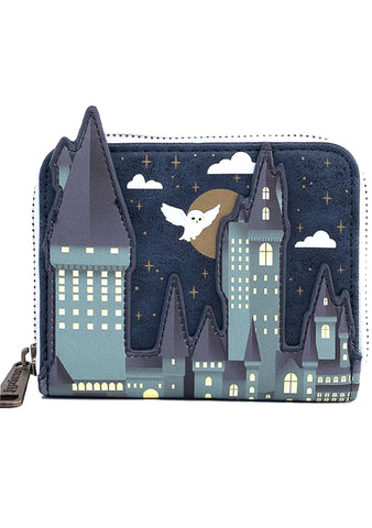 X Harry Potter Hogwarts Castle Wallet