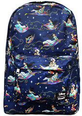 X Disney Aladdin Carpet Ride Backpack