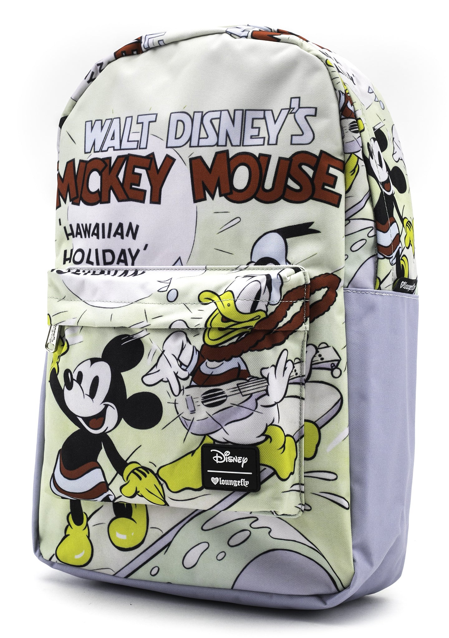 X Disney Mickey Hawaiian Holiday Backpack