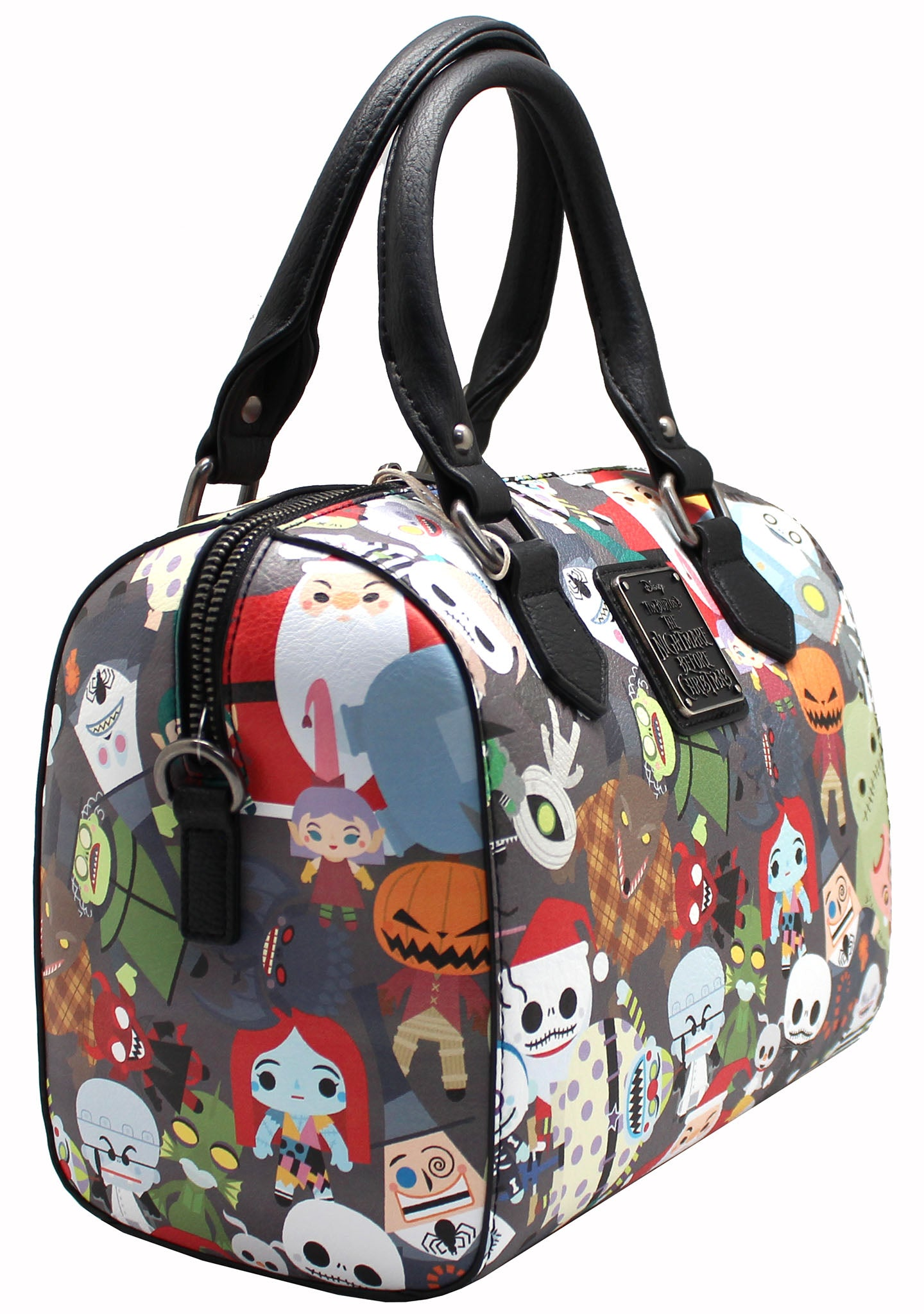 LOUNGEFLY   Shop Loungefly X Nightmare Before Christmas Chibi Duffle ... d424d316c3