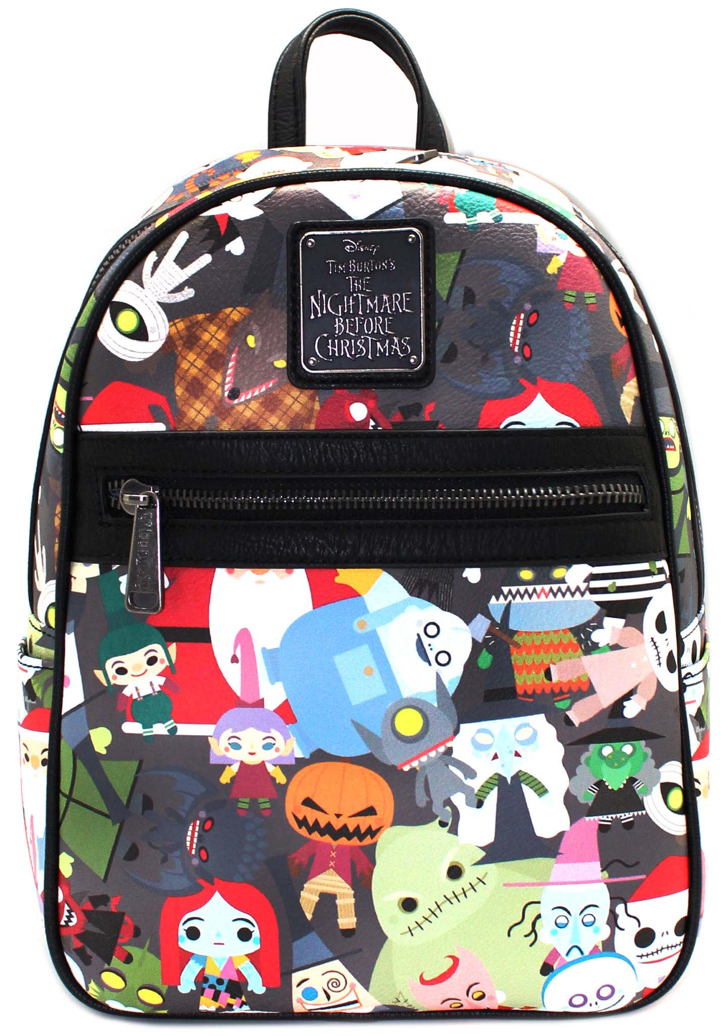 LOUNGEFLY | Shop Loungefly X Nightmare Before Christmas Chibi Mini ...