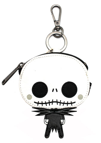 X Nightmare Before Christmas Jack Chibi Coin Bag