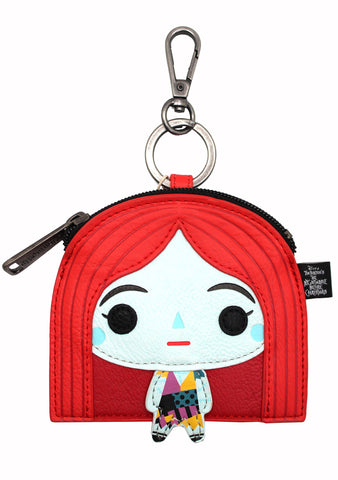 X Nightmare Before Christmas Sally Chibi Coin Bag
