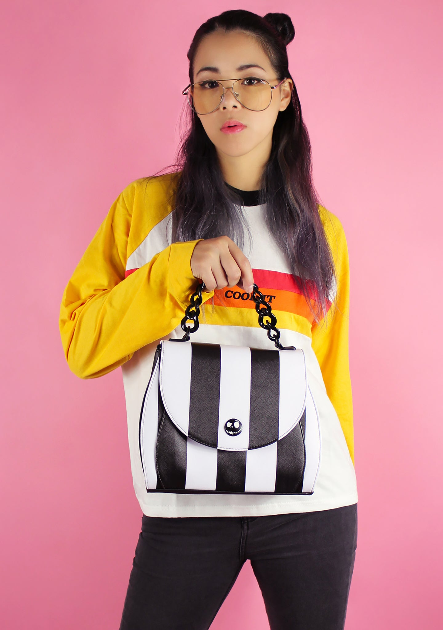 LOUNGEFLY | Shop Loungefly X Nightmare Before Christmas Striped ...