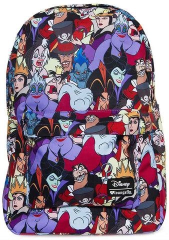 X Disney Villains AOP Backpack