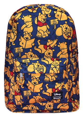 Loungefly X Disney Winnie the Pooh AOP Backpack