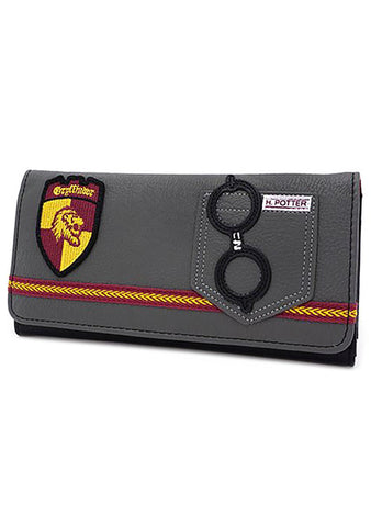 X Harry Potter Gryffindor Trifold Wallet