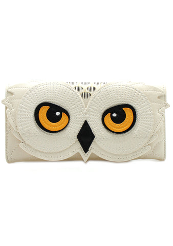 X Harry Potter Hedwig Owl Trifold Wallet