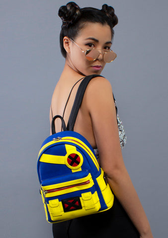 X Marvel Cyclops Mini Backpack
