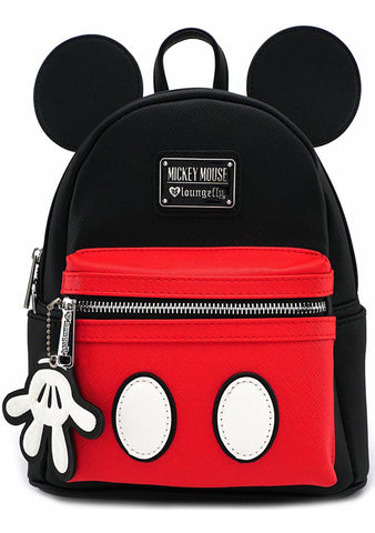 X Disney Mickey Suit Mini Backpack