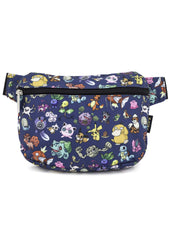 X Pokemon AOP Fanny Pack