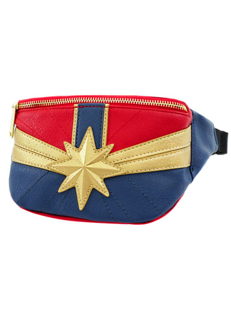 X Marvel Captain Marvel Fanny Pack