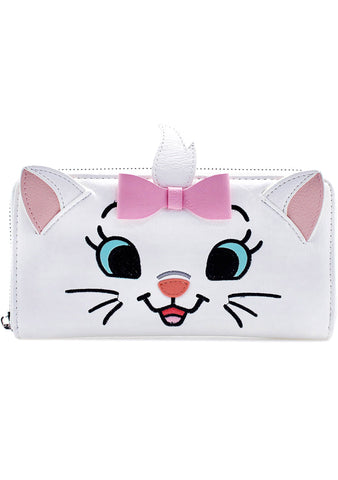 x Disney Aristocats Marie Zip Wallet