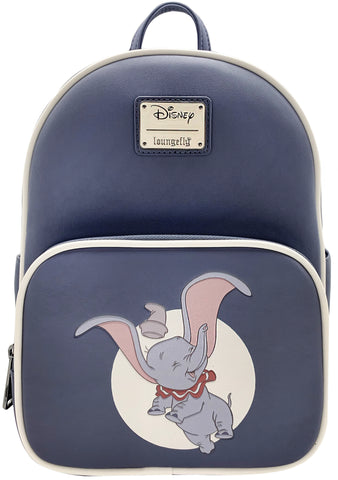 X Disney Dumbo Flying On A Dream Convertible Mini Backpack