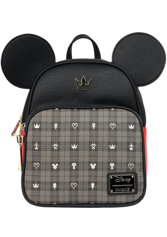 X Disney Kingdom Hearts Mini Backpack