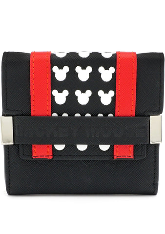 X Disney Mickey Mouse Trifold Wallet