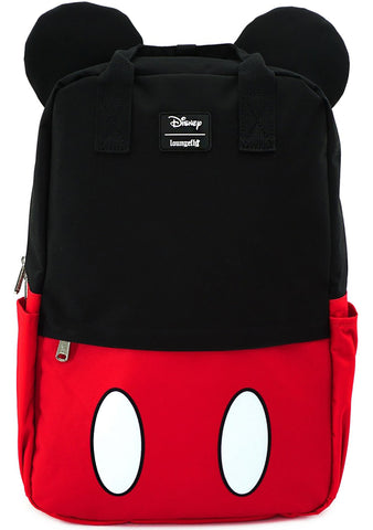 X Disney Mickey Cosplay Square Nylon Backpack