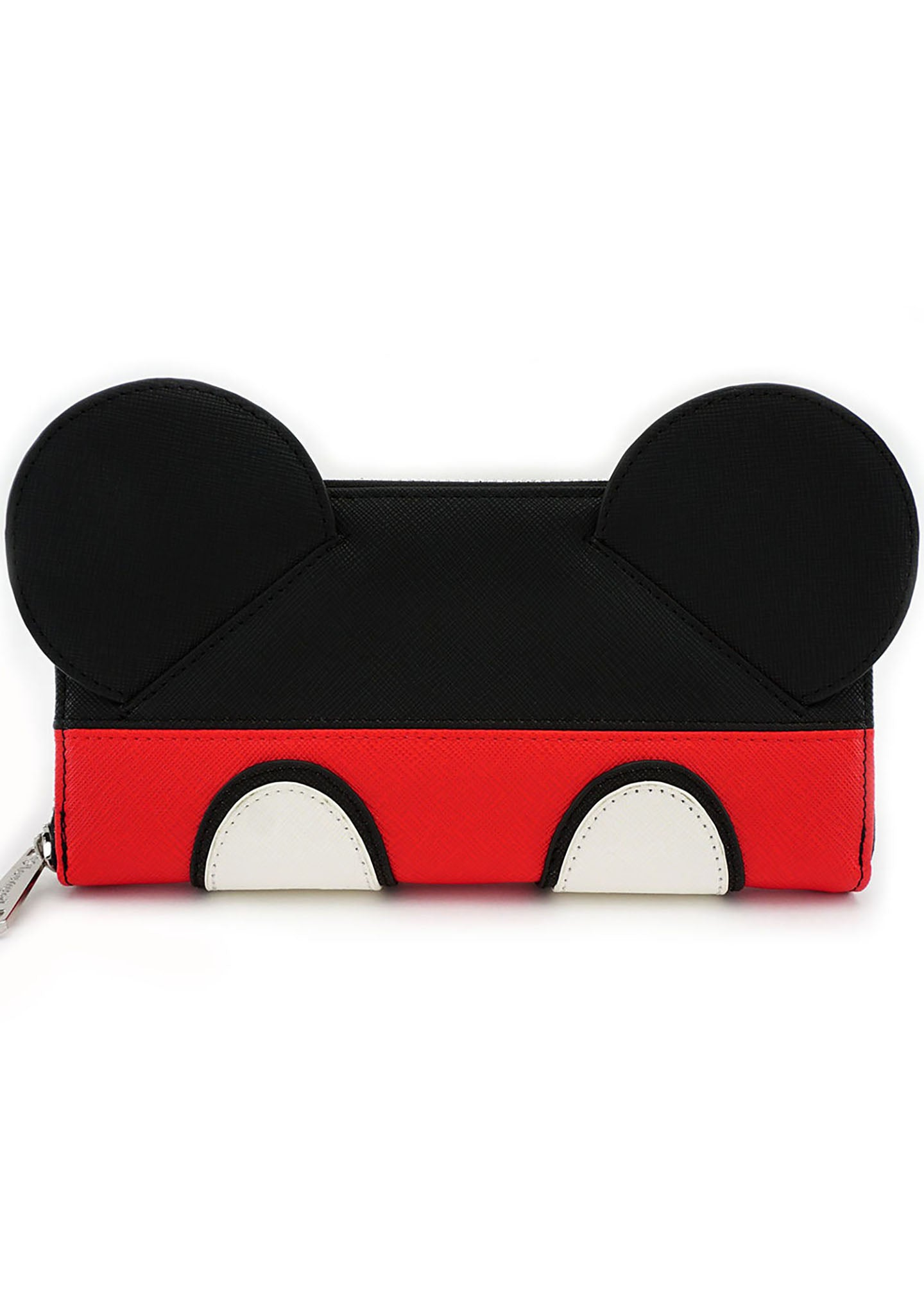 X Disney Mickey Suit Wallet Zip Wallet