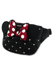 X Disney Minnie Ears Fanny Pack