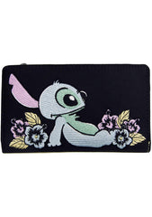 X Disney Stitch Ohana Flap Wallet