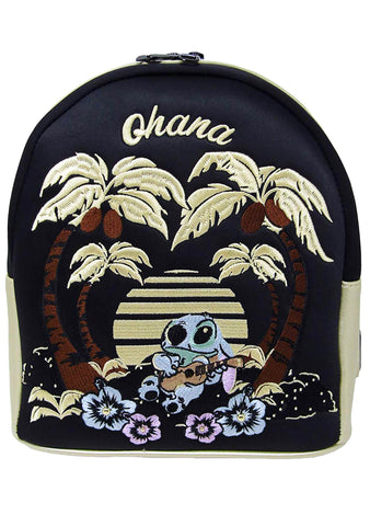 X Disney Stitch Ohana Mini Backpack