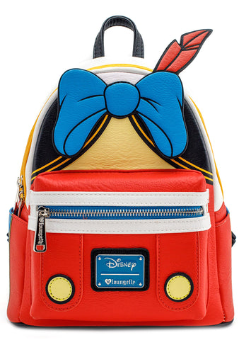 Loungefly X Disney Pinocchio Suit Mini Backpack