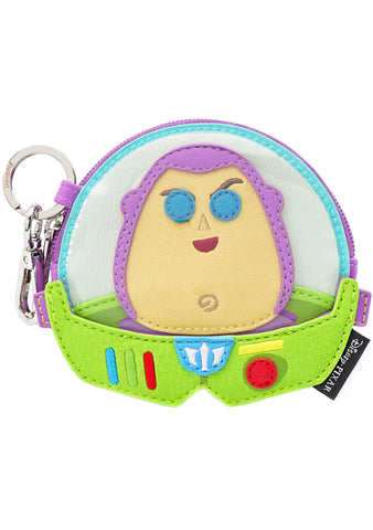 X Disney Pixar Toy Story Buzz Lightyear Chibi Coin Bag