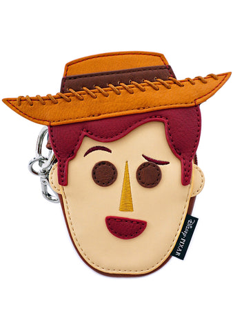 X Disney Pixar Toy Story Woody Chibi Coin Bag