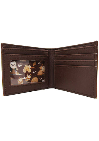 X Disney Pixar Up Adventure Book Wallet