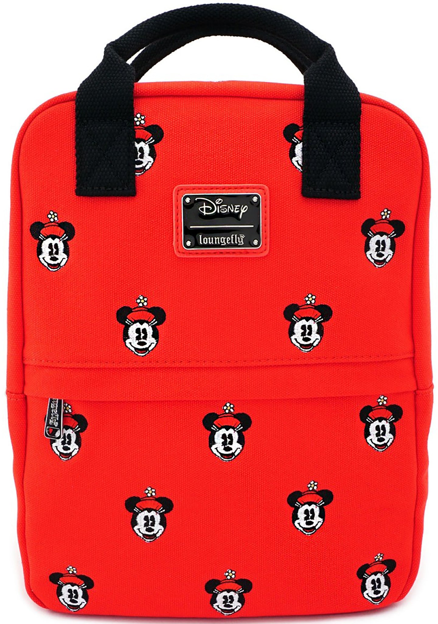 X Disney Positively Minnie AOP Canvas Embroidered Backpack