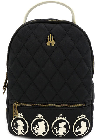 X Disney Princess Cameo Quilted Mini Backpack