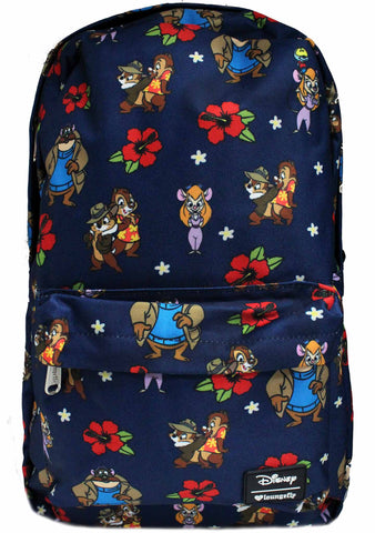 X Disney Rescue Rangers Floral Backpack