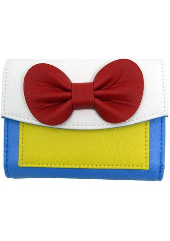 X Disney Snow White Cosplay Flap Wallet