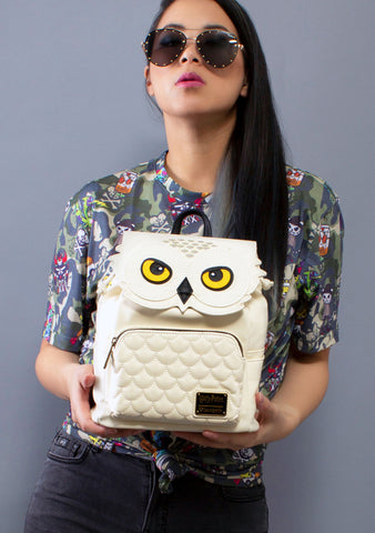 X Harry Potter Hedwig Owl Mini Backpack