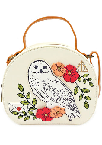 X Harry Potter Hedwig Floral Crossbody