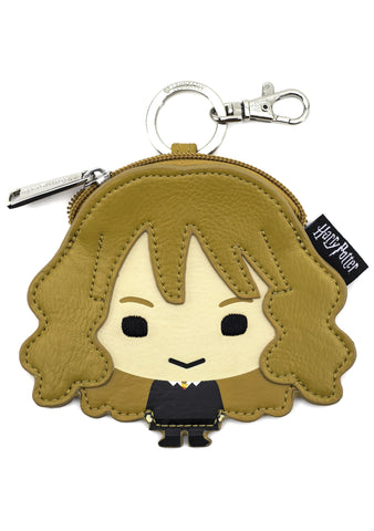 Loungefly X Harry Potter Hermione Uniform Chibi Coin Bag