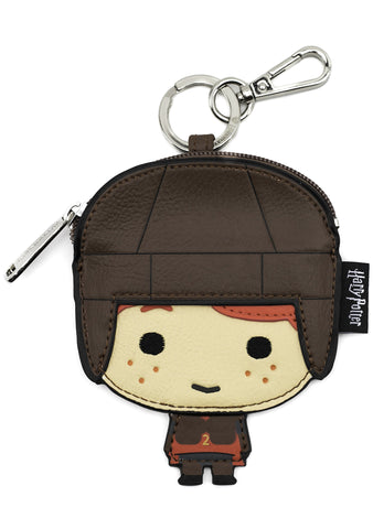 Loungefly X Harry Potter Ron Uniform Chibi Coin Bag