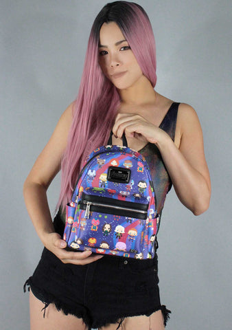 X Marvel Avengers Kawaii Mini Backpack