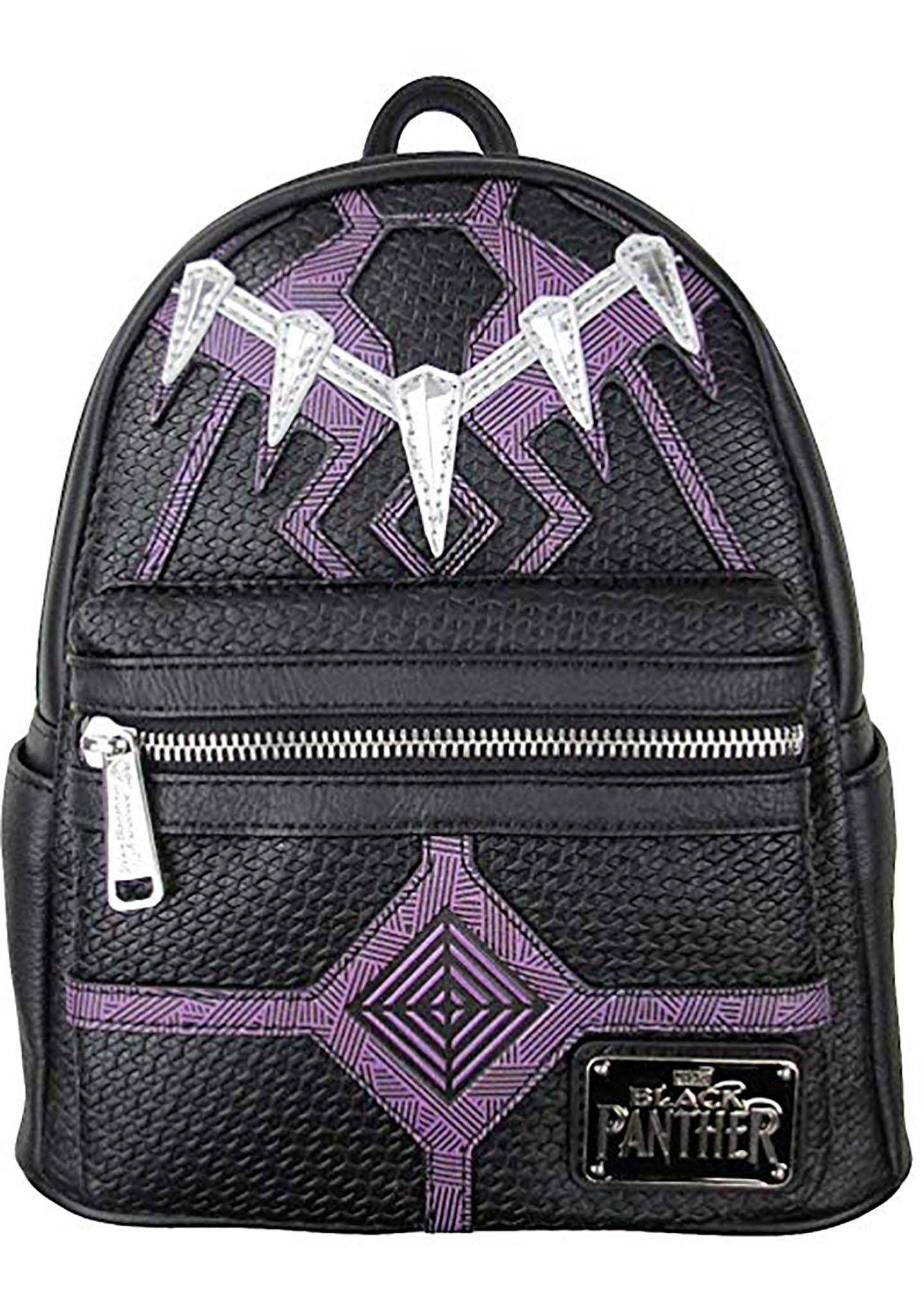 Loungefly X Marvel Black Panther Mini Backpack