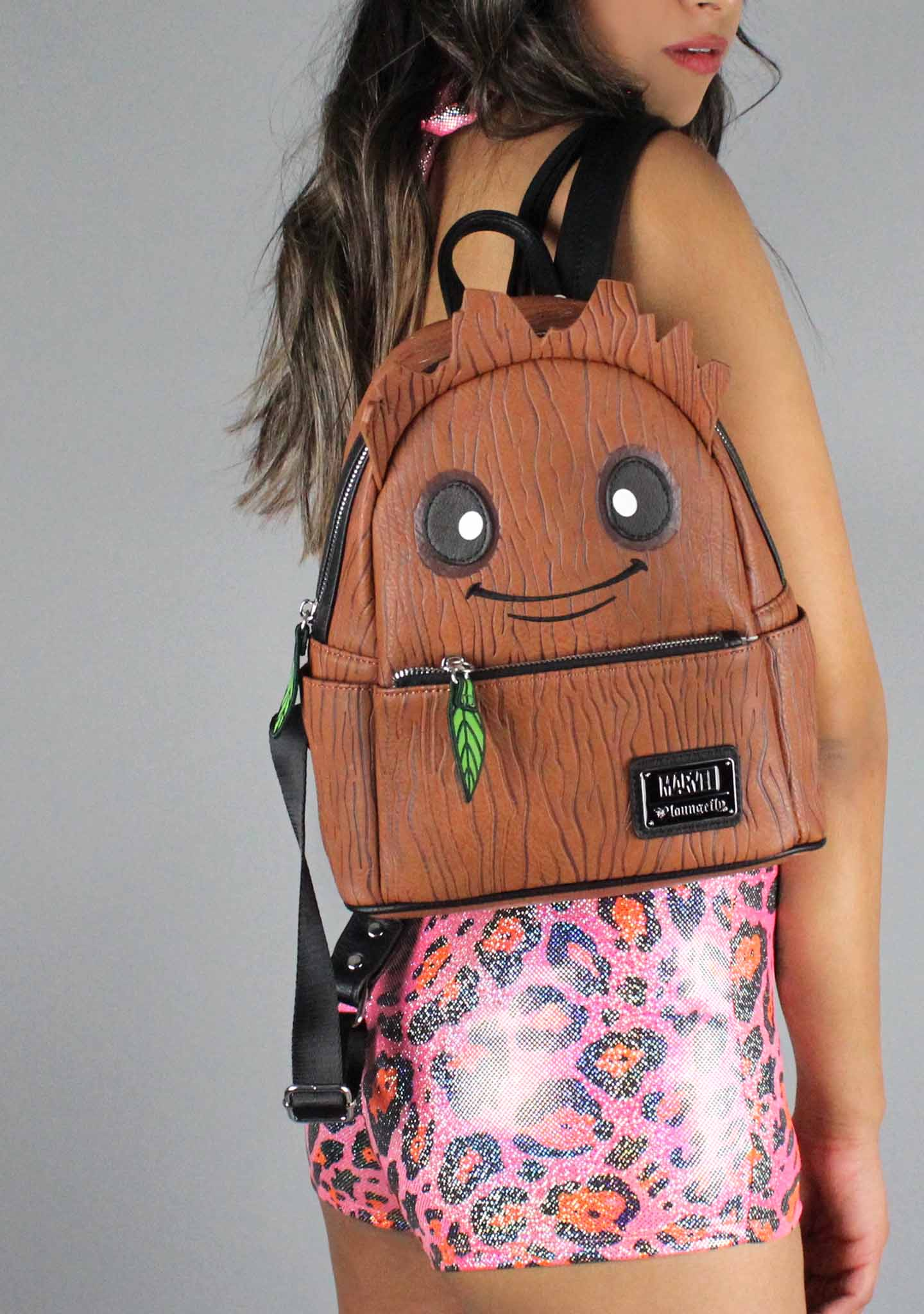 X Marvel Groot Mini Backpack c9f053fb10ffd