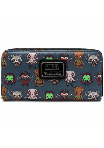 x Marvel GOTG Kawaii Zip Wallet
