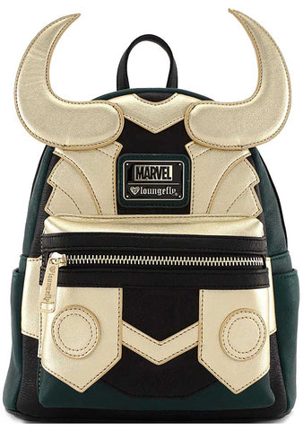 Loungefly X Marvel Loki Ragnarok Mini Backpack