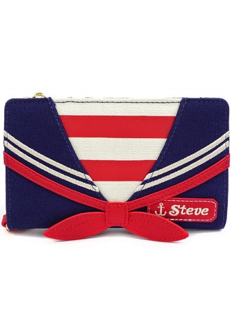 X Netflix Stranger Things Scoops Ahoy Cosplay Wallet