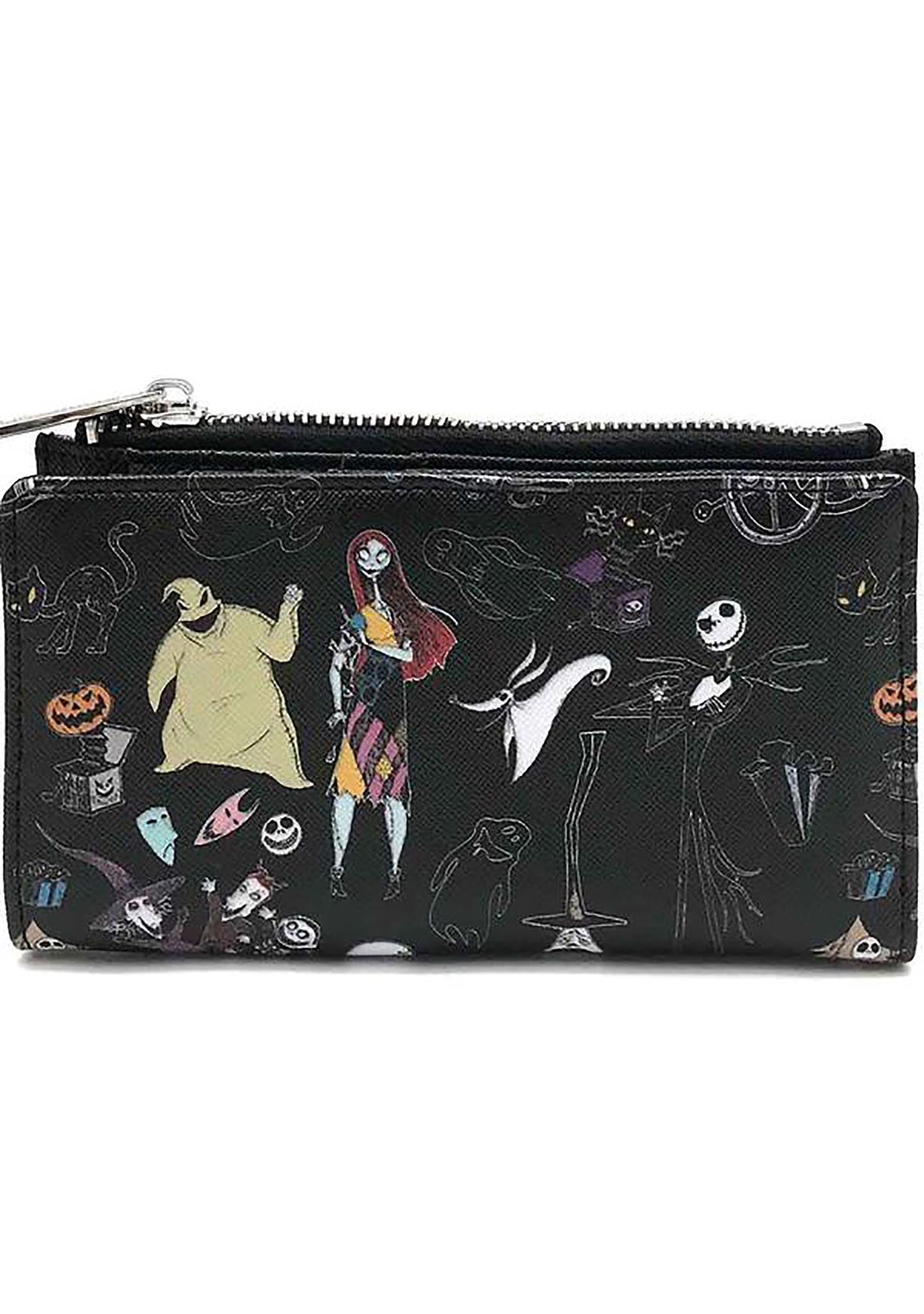 LOUNGEFLY | Shop Loungefly X Nightmare Before Christmas Character ...